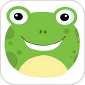 How To Draw Cartoon Frog आइकन