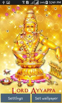 Ayyappa LiveWallpaper poster