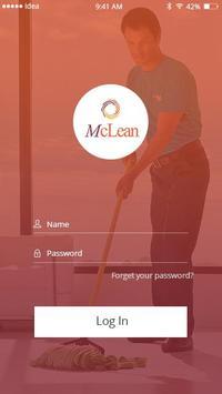 McLean Mpower - Workforce Management App poster