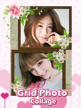 photo grid - collage Frame apk screenshot
