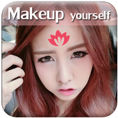 Makeup Face - Admire yourself icon