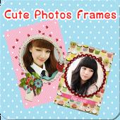 Cute Photo Grid Photo Collage icon