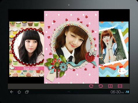 Cute Photo Grid Photo Collage apk screenshot