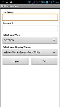 SirPlus LiveView apk screenshot
