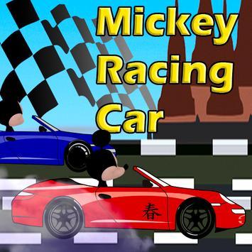 mickey racing car apk screenshot
