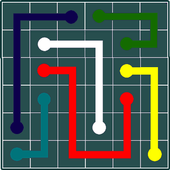 Link Color Dots - Logical Move Matching Arts icon