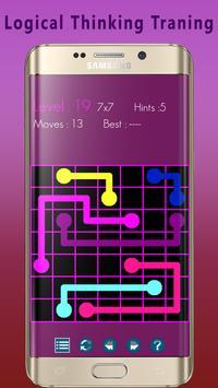 Link Color Dots - Logical Move Matching Arts screenshot 11