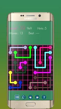 Link Color Dots - Logical Move Matching Arts screenshot 12