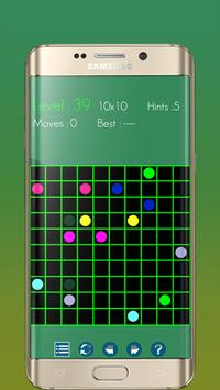 Link Color Dots - Logical Move Matching Arts screenshot 13