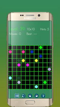 Link Color Dots - Logical Move Matching Arts screenshot 1