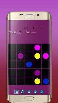 Link Color Dots - Logical Move Matching Arts screenshot 9