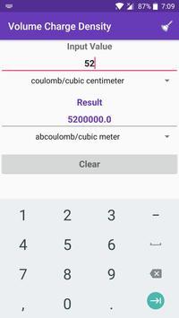 Electrical Converter screenshot 4