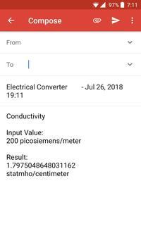 Electrical Converter screenshot 6
