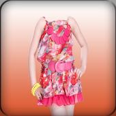Girls Fashion Photo Suit icon