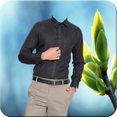 Men Pro Shirt Photo Suit icon