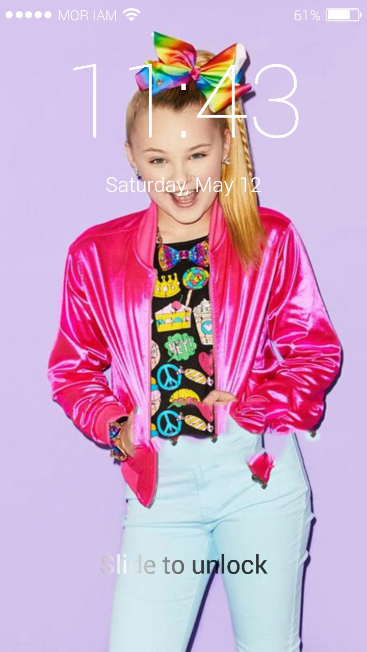 Keyboard For Jojo Siwa Bow Lockscreen Wallpapers For Android Apk Download