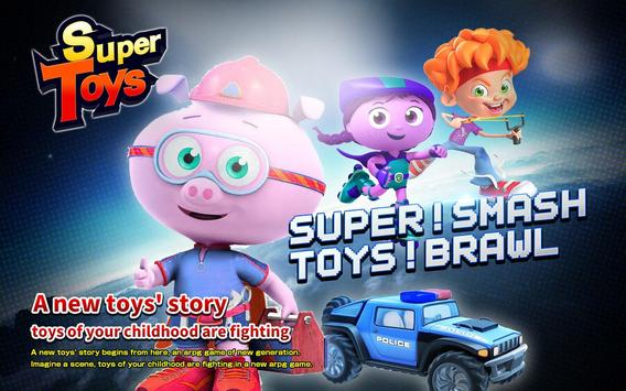New Super Toys poster