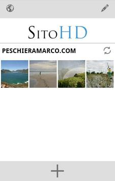 SitoHD - Your Photo website poster