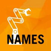 NAMES 16 icon