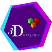 Photo Wall 3D LWP icon
