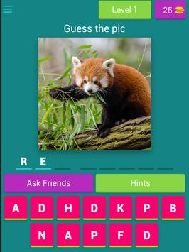 New Word Game - Guess the Pic screenshot 6