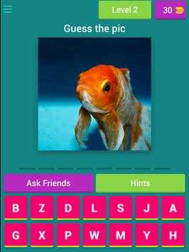 New Word Game - Guess the Pic screenshot 8