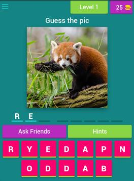 New Word Game - Guess the Pic screenshot 12
