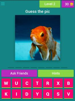 New Word Game - Guess the Pic screenshot 14