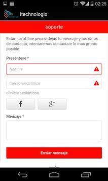 Itechnologix screenshot 5