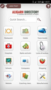 Aligarh Directory screenshot 2