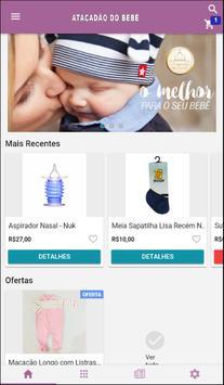 Atacadão do Bebê screenshot 1