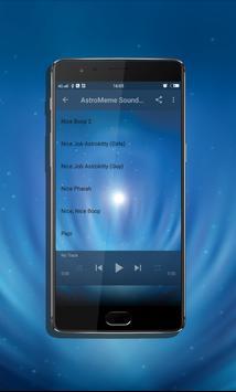 AstroMeme SoundBoard & Ringtone apk screenshot