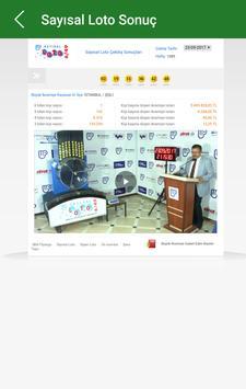 Sayısal Loto Sonuçları ve Tahmin Robotu apk screenshot