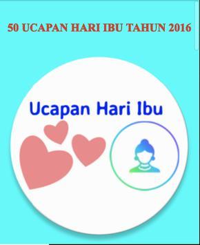 UCAPAN HARI IBU 2016 poster