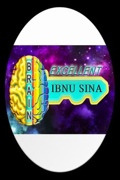 IBNU SINA BRAIN EXCELLENT poster