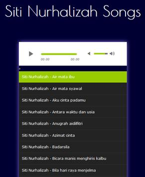 All Songs Siti Nurhalizah Hits apk screenshot