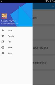 Resep Es Jelly Unik screenshot 3