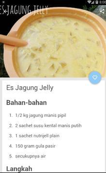 Resep Es Jelly Unik screenshot 1