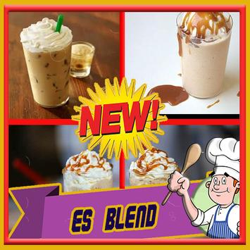 Resep Ice Blend Coffee poster