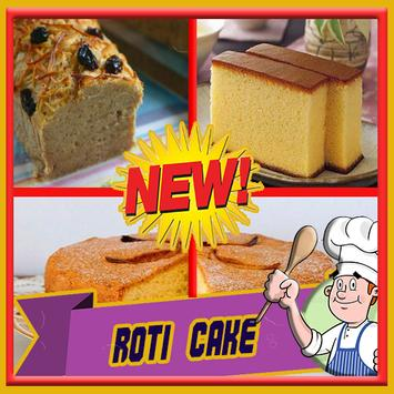 Resep Roti Cake poster