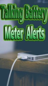 Talking Battery  Meter Alarms poster