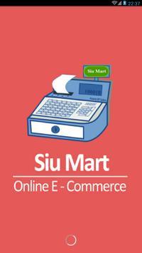 Siu Mart Toko Retail poster
