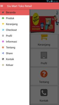 Siu Mart Toko Retail screenshot 1