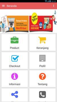 Siu Mart Toko Retail screenshot 2