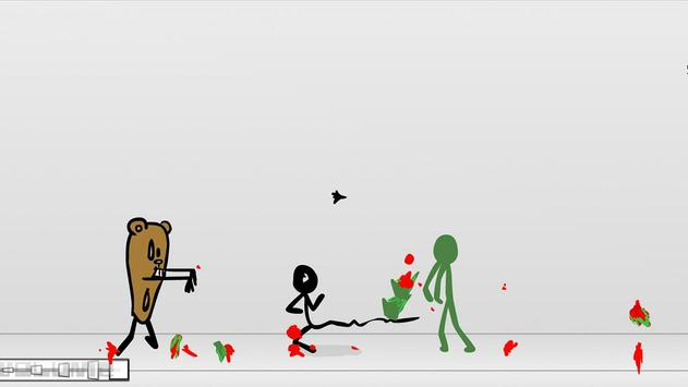 Stickman Fighting Blow screenshot 2