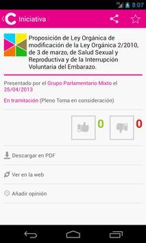 Congreso 2.0 apk screenshot