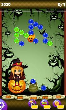 Bubble Shooter 2 - Halloween screenshot 2