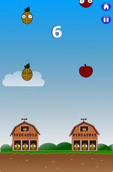 Pineapple vs Apple apk screenshot