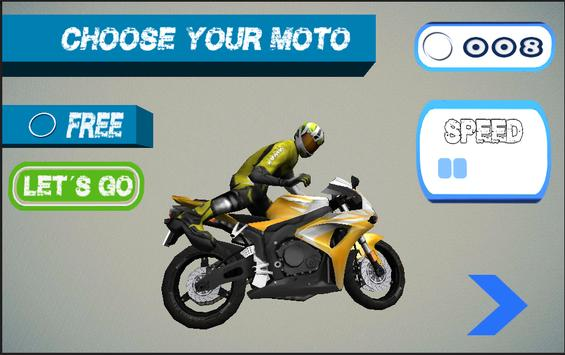Moto Racing screenshot 4