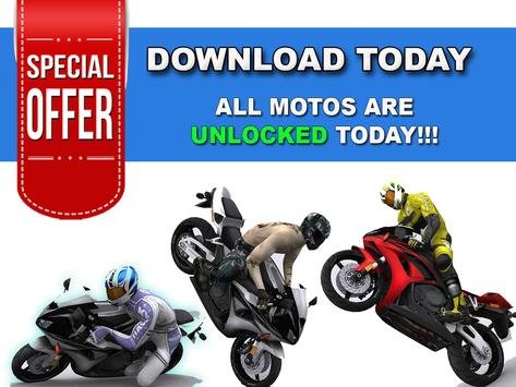 Moto Racing poster